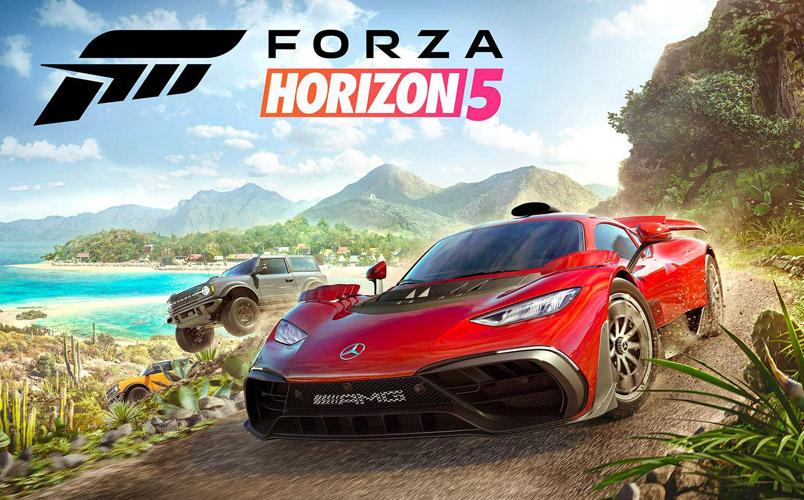 Forza Horizon 5 contará con 144 autos y aquí la lista completa