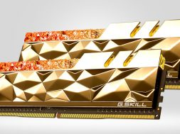 G.Skill Trident Z Royal Elite RGB dorado