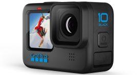 Precio en México de la nueva cámara HERO10 Black de GoPro