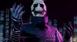 Hannya el personaje que estará disponible en Ghostwire: Tokyo
