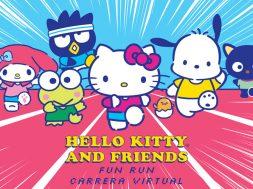 Hello Kitty Friends Virtual Fun Run 2021 Mexico
