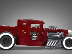 Hot Wheels x MEGA Bone Shaker