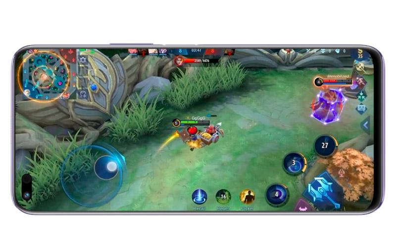 Huawei nova 8i juegos