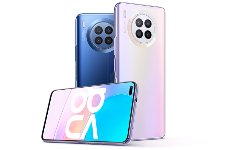 Huawei nova 8i precios
