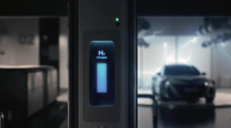 Hydrogen Vision 2040 Hyundai