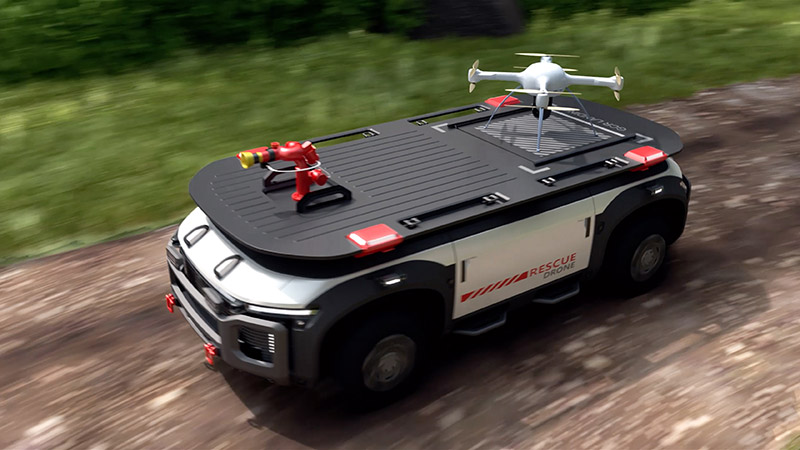 Hyundai-Motor-Group-Rescue-Drone