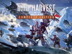 Iron Harvest Complete Edition anuncio