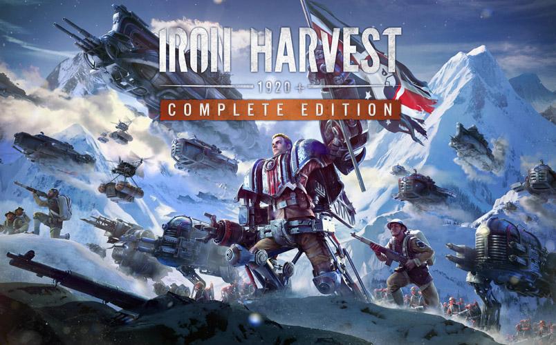 Iron Harvest Complete Edition se lanzará en Xbox Series X   S y PS5
