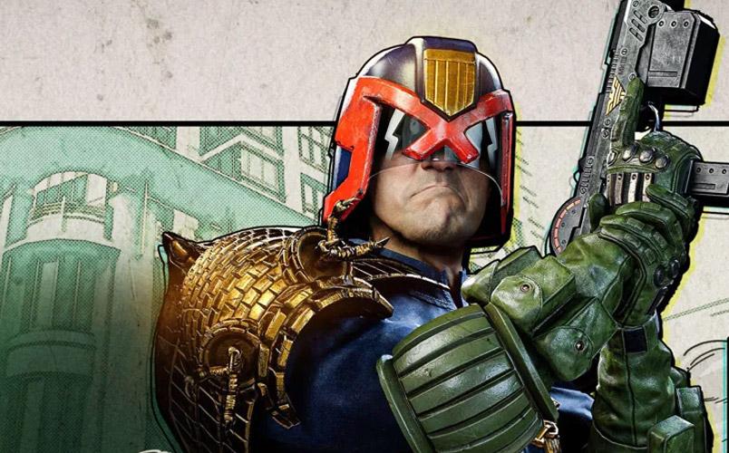 Judge Dredd llegará a Call of Duty: Black Ops Cold War y Warzone