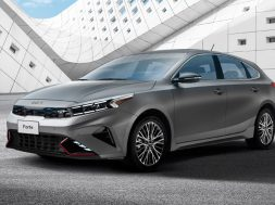 KIA Forte hatchback 2022