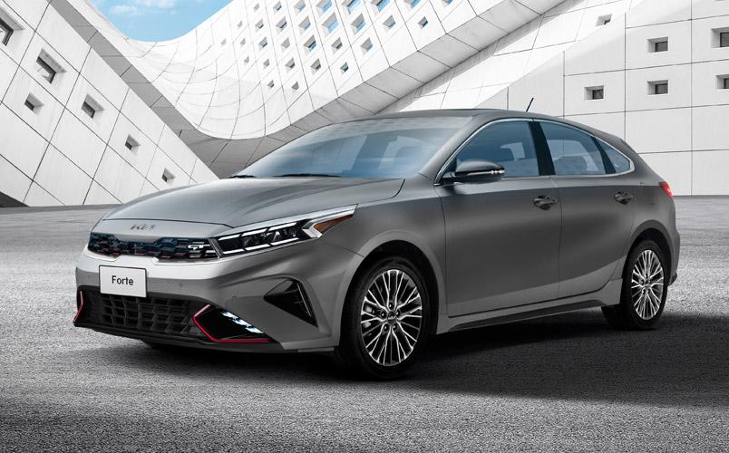 KIA Forte hatchback 2022 ya en México; versiones y precios