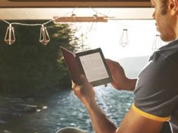 Kindle Paperwhite 5 rumores carga inalambrica