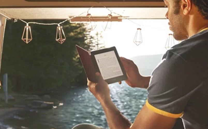 El nuevo Kindle Paperwhite 5 podría llegar con carga inalámbrica