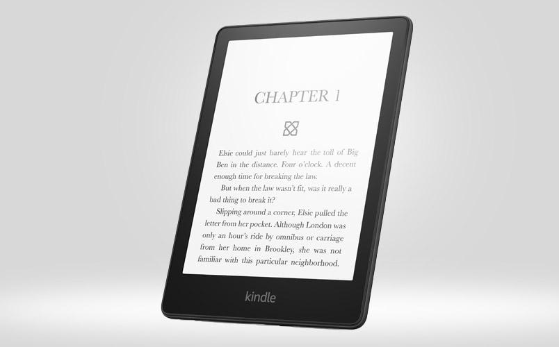 Kindle Paperwhite Signature Edition