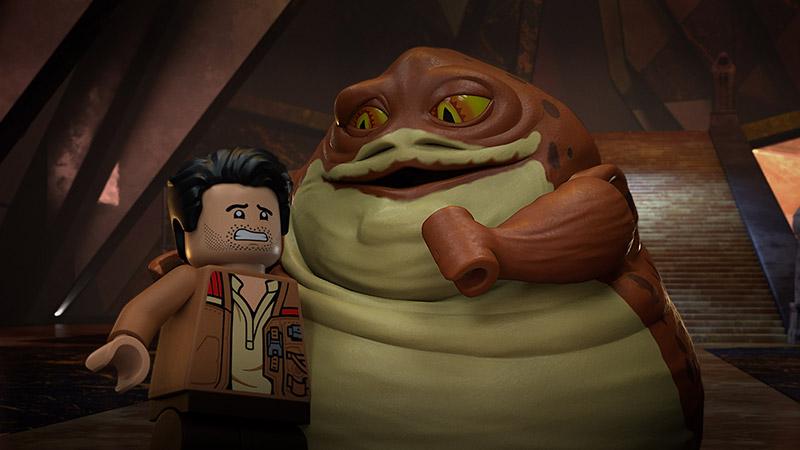 LEGO Star Wars Historias aterradoras Disney+ octubre 2021