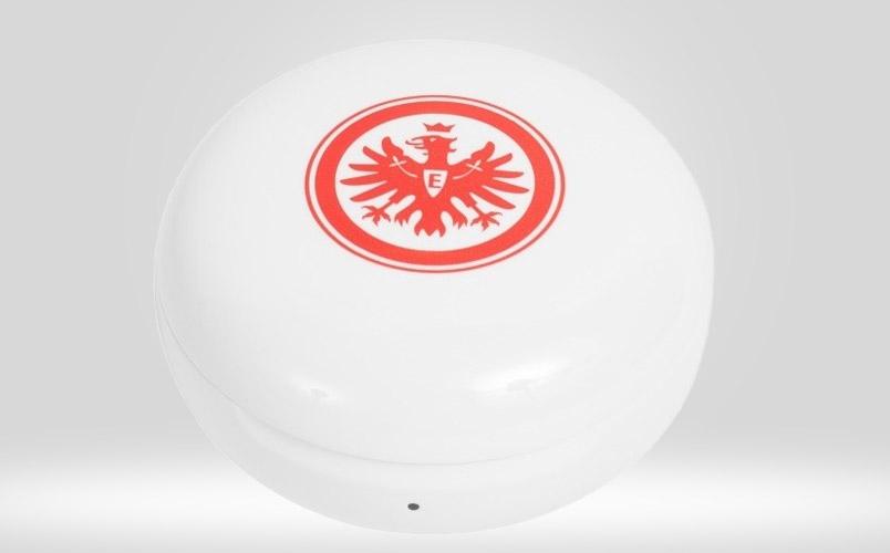 Los LG TONE Free FN Edición Especial del Eintracht Frankfurt