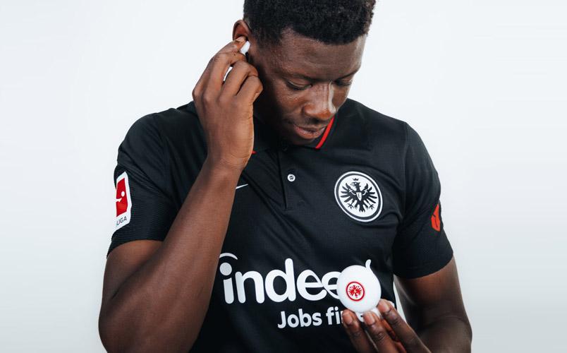 LG TONE Free FN6 Eintracht Frankfurt