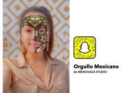 Lentes Snapchat Dia de la Independencia Mexico