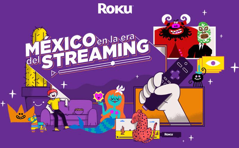 México en la Era del Streaming presentado por Roku y Pixelatl 2021