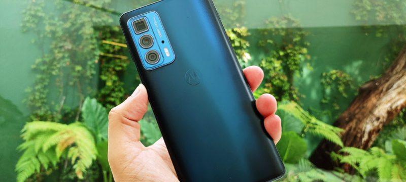 Motorola edge 20 pro Mexico