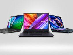 Nuevas ASUS Zenbook, Vivobook y ProArt Studiobook