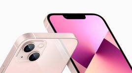 Los iPhone 13 mini, iPhone 13, iPhone 13 Pro y iPhone 13 Pro Max