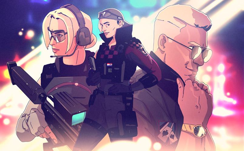 OSA Crystal Guard Tom Clancys Rainbow Six Siege