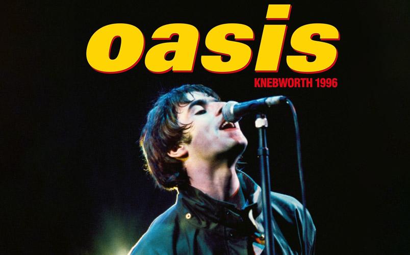 Oasis Knebworth 1996 Paramount Plus