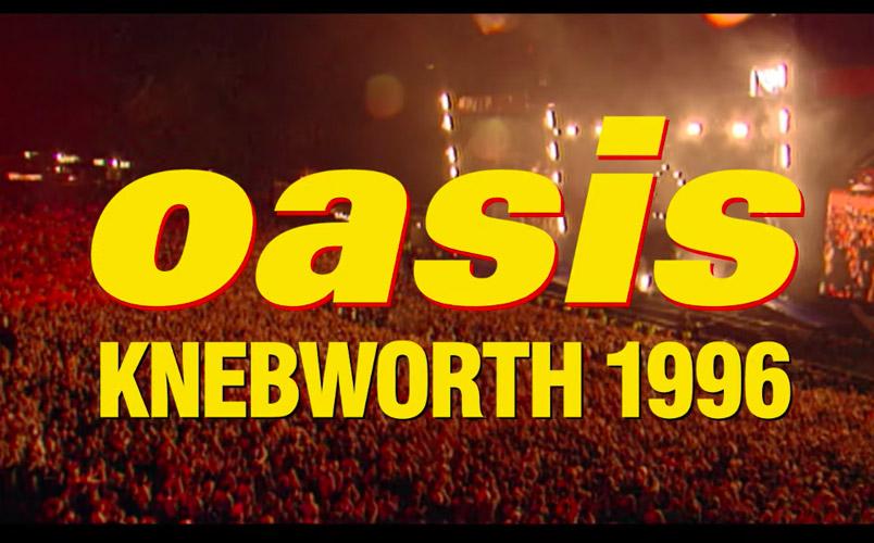 La película Oasis Knebworth 1996 llegará muy pronto a Paramount+