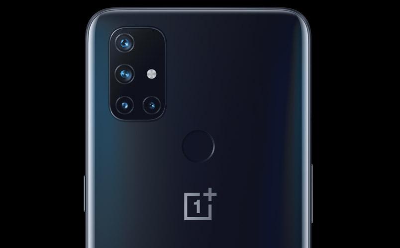 OnePlus Nord N10 5G diseno atras