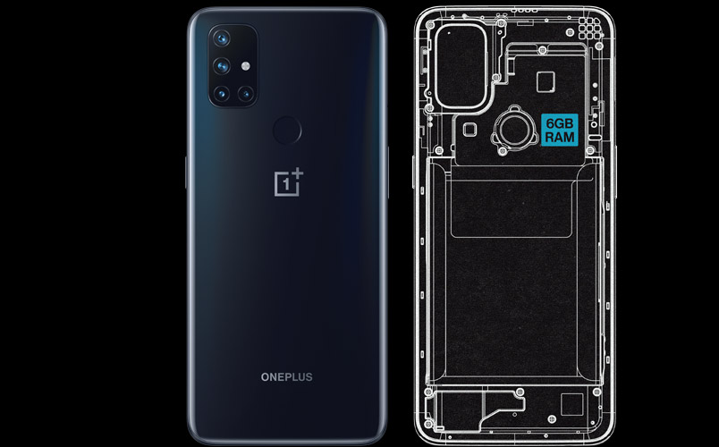 Conoce todo sobre el diseño del poderoso OnePlus Nord N10 5G