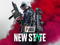PUBG NEW STATE arte