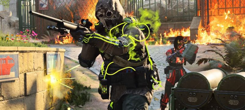 Packs septiembre Cold War Warzone