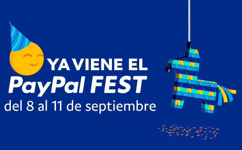 Celebra los 11 años de PayPal con un deseo y estas promociones