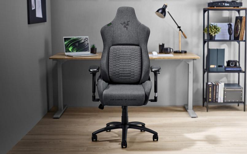 Razer Iskur Fabric las sillas para esas sesiones largas de juego