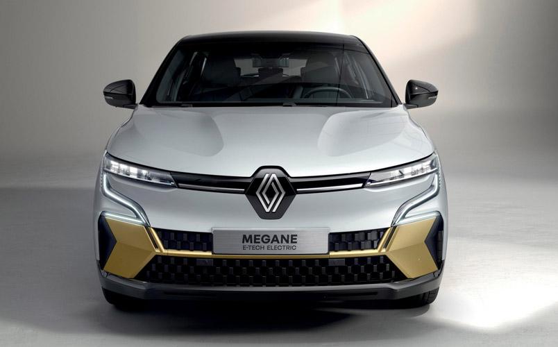 Mégane E-TECH Electric es el nuevo SUV eléctrico de Renault
