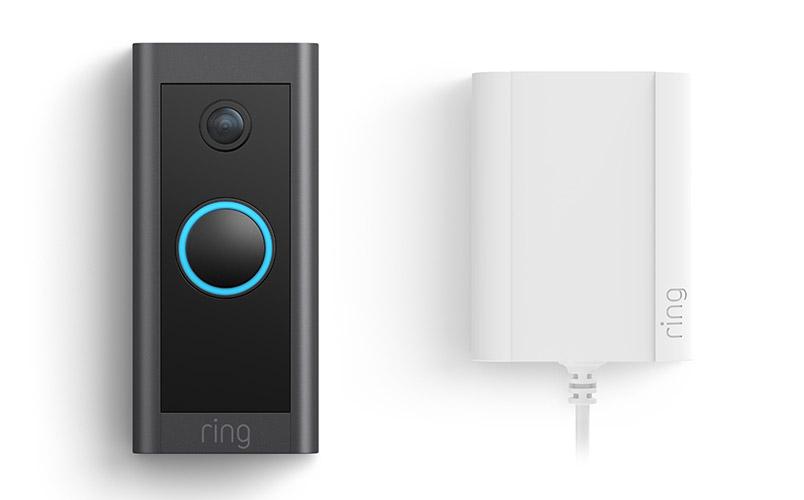 Precio del Video Doorbell Wired; el video timbre más accesible de Ring