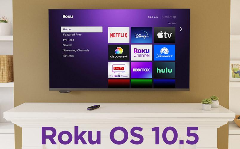 Conoce las principales funciones que llegan con Roku OS 10.5