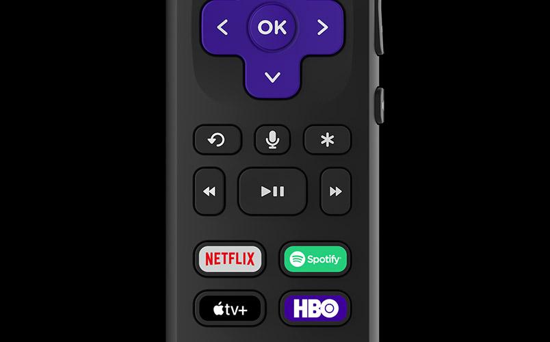 Roku Streaming Stick 4K 2021 Mexico control