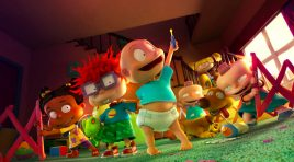 Rugrats regresa después de 13 años y lo hace en Paramount+