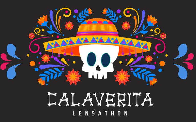 Snap Calaverita Lensathon, participa en el segundo Lensathon en México