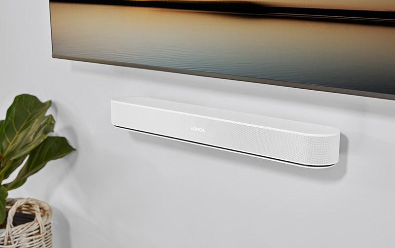 Sonos Beam 2021 montada