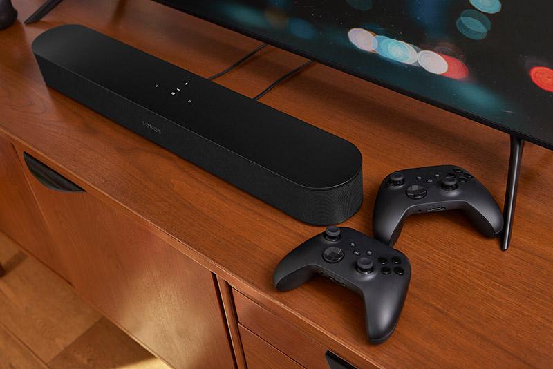 Sonos Beam 2021 videojuegos