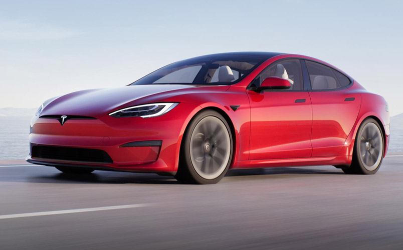 Tesla Model S Plaid Nurburgring Nordschleife record