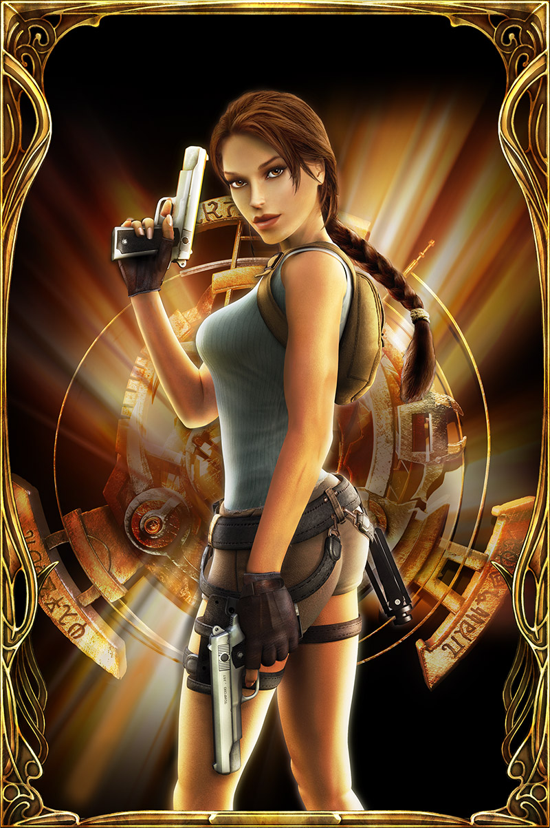 Tomb Raider VC War Of The Visions Final Fantasy Brave Exvius