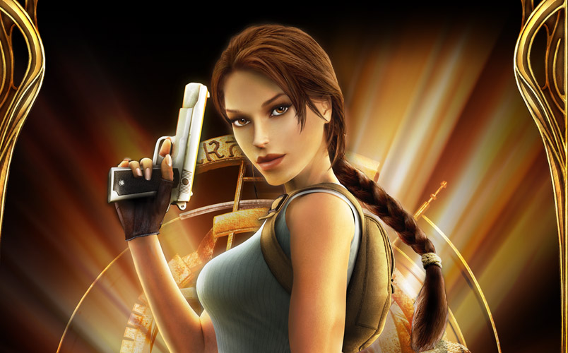 Para celebrar sus 25 años, Lara Croft en un juego de Final Fantasy