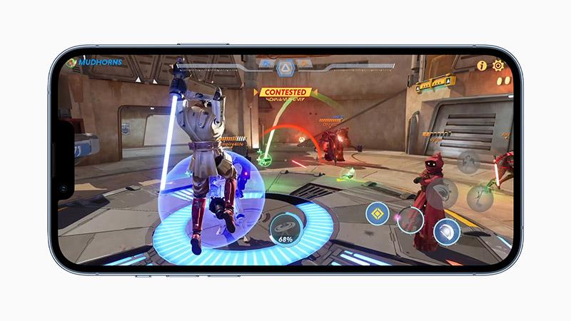 iPhone 13 Pro juegos