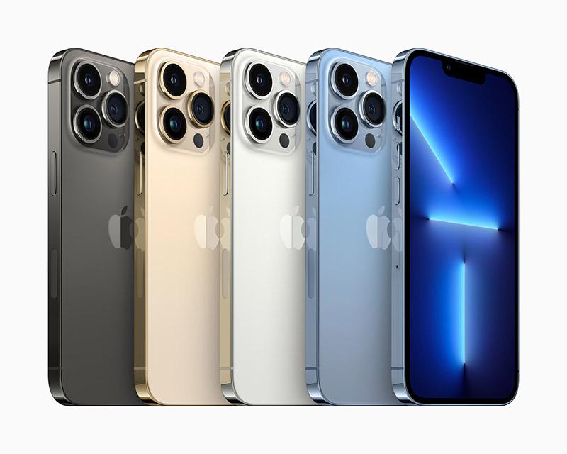 Los nuevos iPhone 13 llegan a AT&T México el 8 de octubre