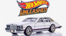 El Cadillac Seville by Gucci estará también en Hot Wheels Unleashed