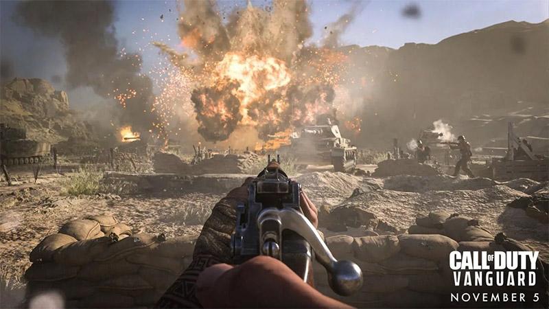 Call of Duty Vanguard Campana historia